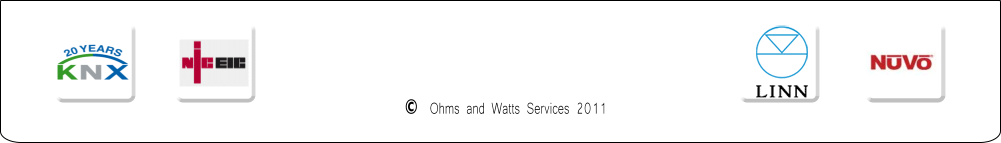 Copyright Ohms and Watts Services, 2011