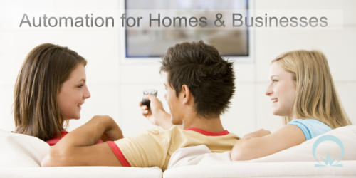 IMG: Automation Services for homes and businesses