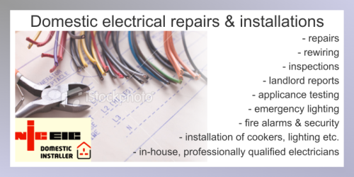IMG: Home Electrician Services