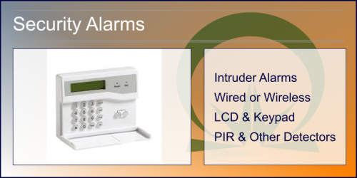 IMG: Alarm systems for homes and businesses