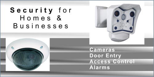 IMG: Security Services for homes and businesses